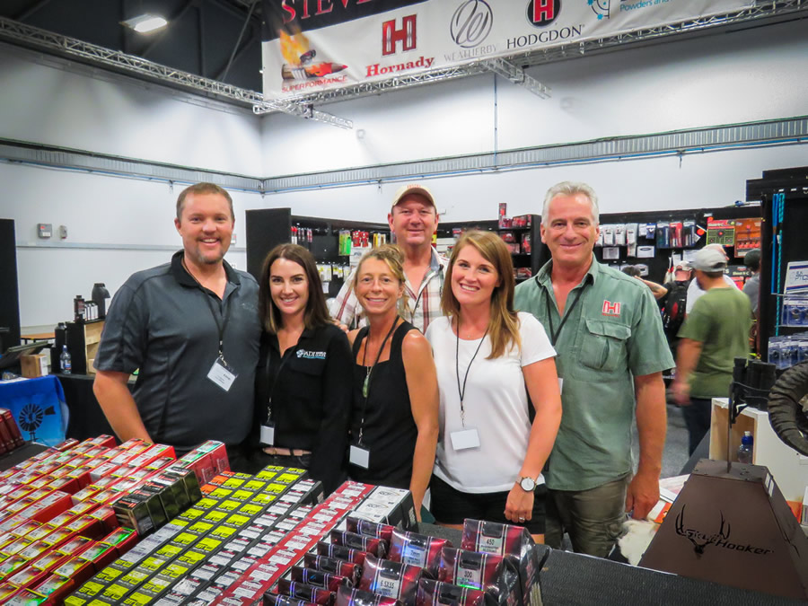 First Ever NZ SHOT Expo with Steve's Wholesale
